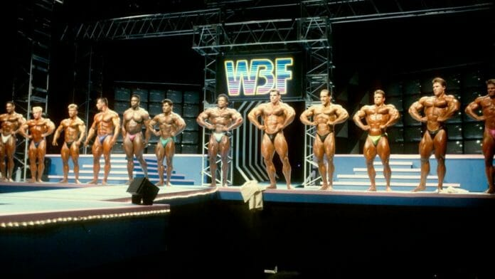 The inaugural World Bodybuilding Federation event had lots of sizzle, but the steak proved to be a little hard to swallow for the sport's followers and the very few viewers curious enough to order the PPV.