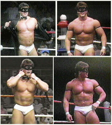 Buff Bagwell first burst onto the pro wrestling scene as the