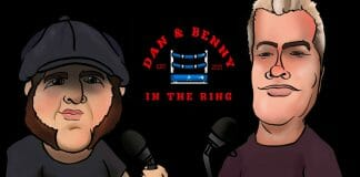 Pro Wrestling Stories Founder JP Zarka on Dan & Benny in the Ring