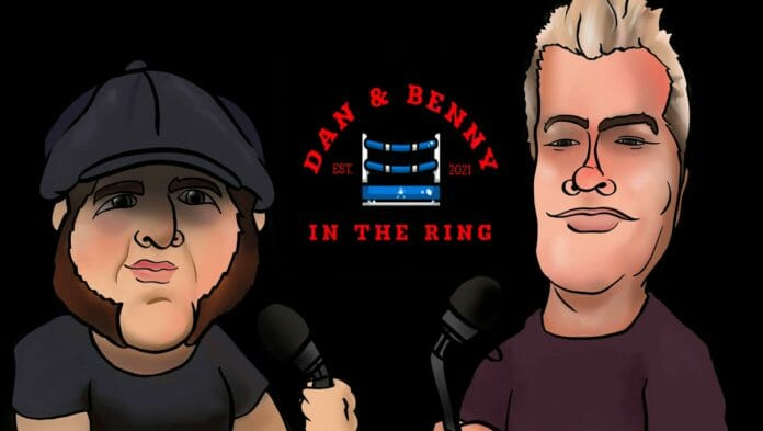 Pro Wrestling Stories Founder and Editor-in-Chief JP Zarka was a recent guest on Dan & Benny in the Ring.