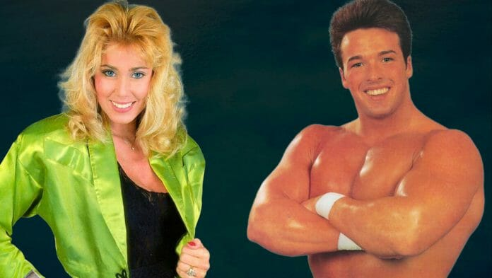 A young Buff Bagwell was introduced to the world of professional wrestling after meeting Missy Hyatt by chance at his Atlanta apartment complex pool.
