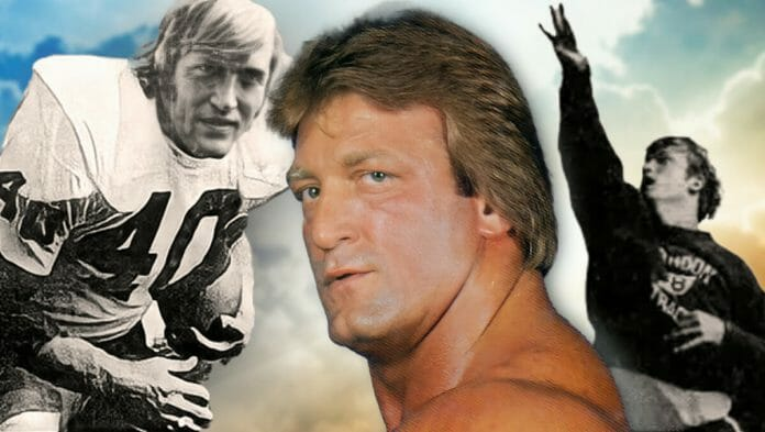 """Long before he became """"Mr. Wonderful,"""" Paul Orndorff was a burgeoning star across various sports."""