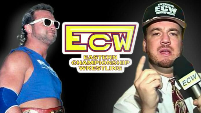 """ECW was around before Paul Heyman worked his magic, and one of the oft-forgotten ingredients for the company was """"Hot Stuff"""" Eddie Gilbert."""