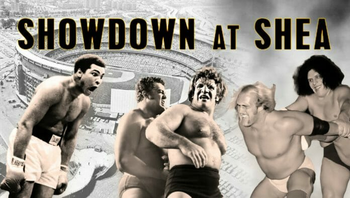 Muhammad Ali, Pedro Morales, Bruno Sammartino, Hulk Hogan, and Andre the Giant are but a few of the legends showcased during the historic Showdown at Shea events.