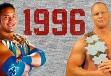 A seismic shift came in 1996 courtesy of these two men: The Rock and Steve Austin. This is the story of their unremarkable WWE debuts.