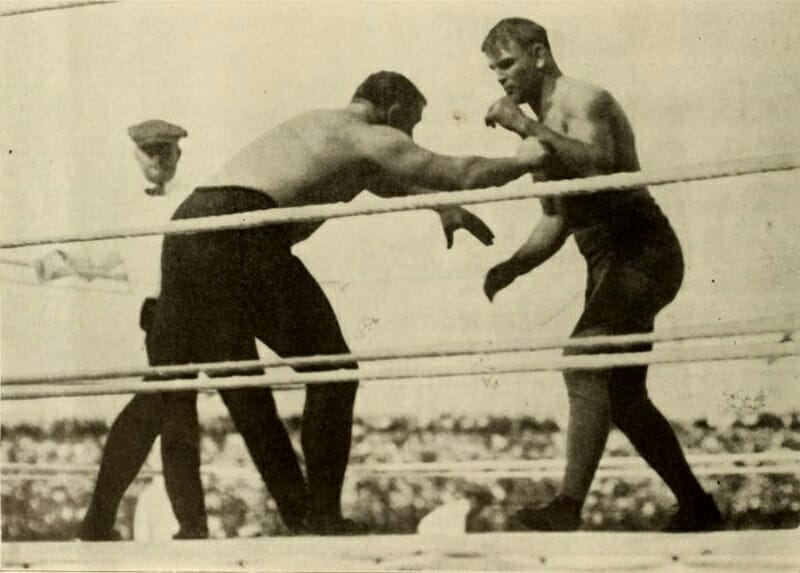 The huge anticipation for the Gotch versus Hackenschmidt rematch drew a crowd but ultimately failed to impress.