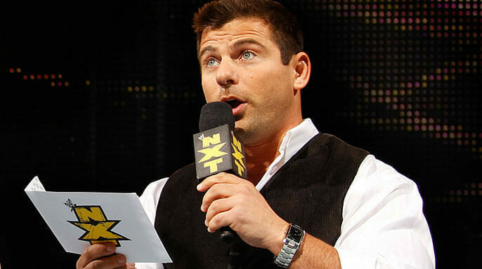 Matt Striker has felt very at ease with his various roles in commentary in wrestling and other sports such as MMA.