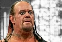 The Undertaker wrestled through excruciating first and second-degree burns at February 21, 2010's WWE Elimination Chamber pay-per-view.