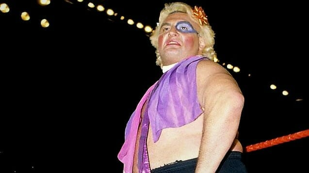 Some say Adrian Adonis took liberties with some wrestlers. This ultimately led to the backstage brawl between him and