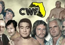 The Championship Wrestling from Florida (CWF) wrestling territory thrived with stars such as Jack and Jerry Brisco,