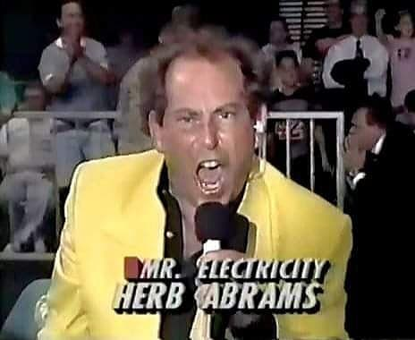"""""""Mr. Electricity"""" Herb Abrams"""
