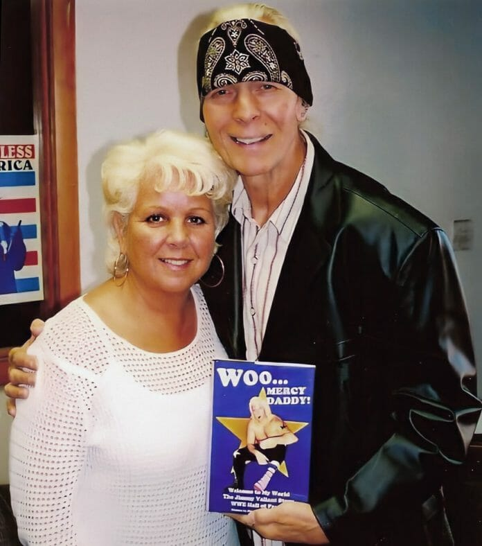 Angel and Jimmy Valiant.