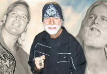 """""""Handsome"""" Jimmy Valiant over the years."""