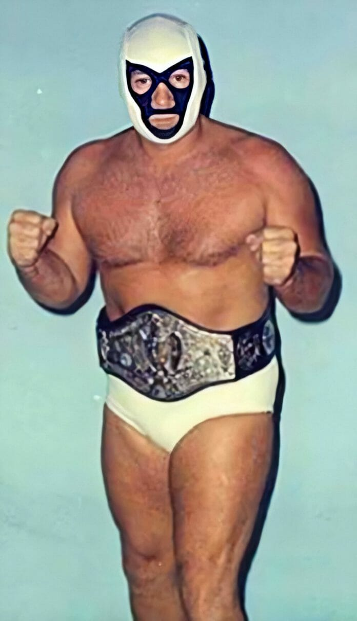 The change of identity from Johnny Walker to Mr. Wrestling II catapulted Walker into superstardom.