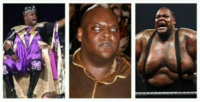 Matt Striker remembers the late Nelson Frazier Jr., who played the roles of Mabel, Viscera, and Big Daddy V.