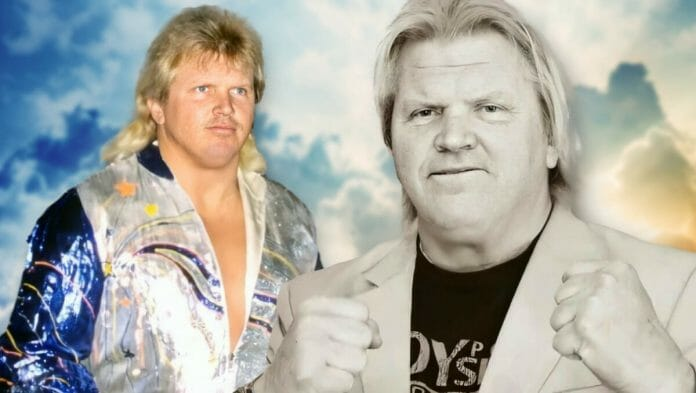 Beautiful Bobby Eaton - One of the greatest workers of all time, and -- most importantly -- one of the nicest there ever was in wrestling.