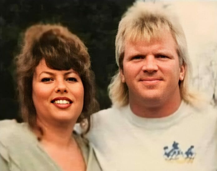 Donna and Bobby Eaton.