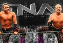 """The Young Backs as """"Generation Me"""" in TNA."""