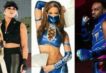 Eleven ways Mortal Kombat has rocked the world of professional wrestling, for better, and in some cases, for worse, since the '90s!