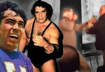 The fight between Angelo Mosca and Joe Capp in 2011 was a result of a 48-year grudge!