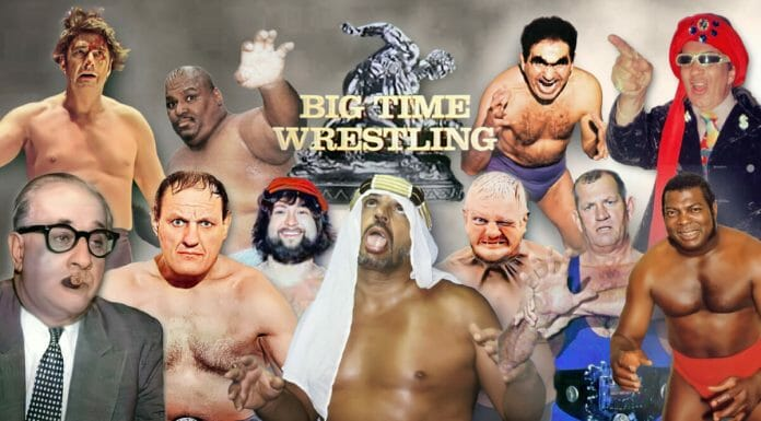 """The Big Time Wrestling in Detroit (BTW) wrestling territory thrived initially under the tutelage of Harry Light and stars such as Lord Athol Layton, Walter """"Killer"""" Kowalski, Abdullah the Butcher, The Mighty Igor, The Sheik, Dick The Bruiser, """"Wild Bull"""" Curry, Fritz Von Erich, Bobo Brazil, The Grand Wizard of Wrestling, and a host of others."""